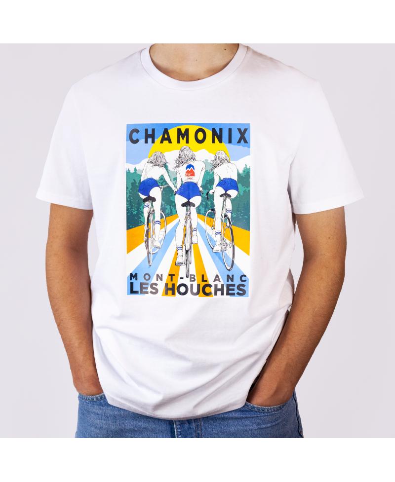 T-shirt Chamonix Les...