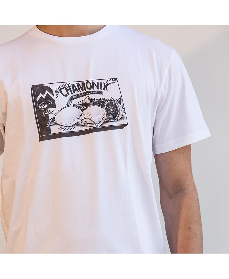 T-shirt Biscuits de Chamonix