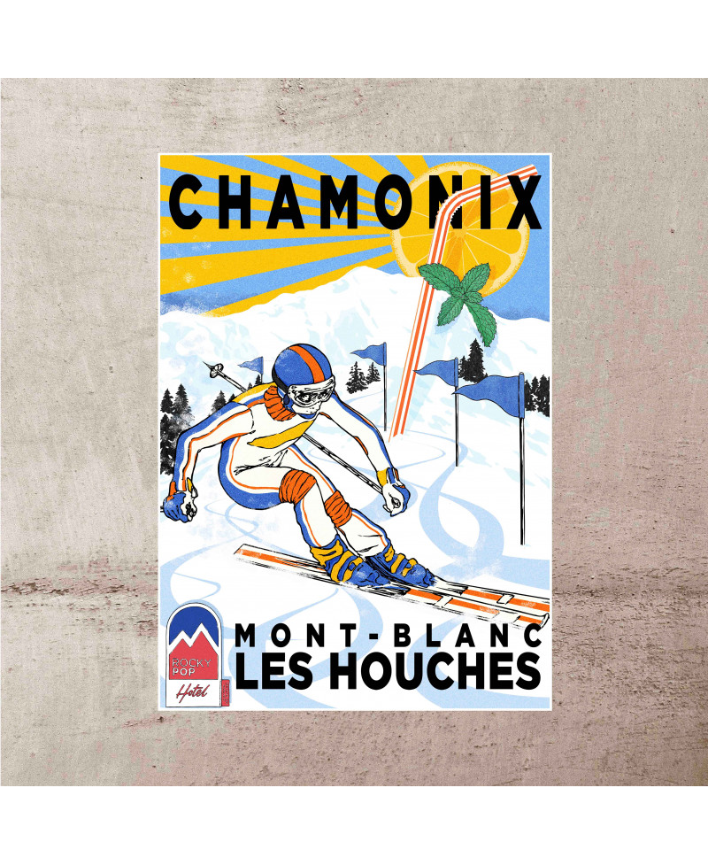 copy of Poster Chamonix...